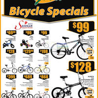 Read more about Giant Hypermarket Aleoca Bicycles & Racers 13 - 26 Jul 2012