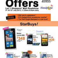 Read more about M1 Smartphones, Tablets & Home/Mobile Broadband Offers 14 - 20 Jul 2012