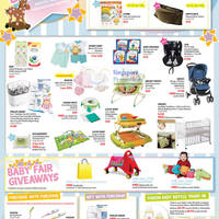 Read more about Isetan Baby Fair @ Scotts, Katong & Serangoon 12 Jul - 9 Aug 2012