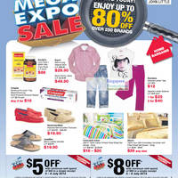 Read more about John Little Mega Expo Sale @ Singapore Expo 5 - 15 Jul 2012