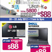 Read more about Electronics & Lifestyle Expo 2012 @ Singapore Expo 20 - 22 Jul 2012