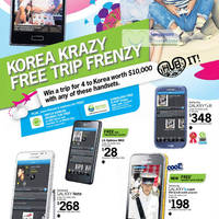 Read more about Starhub Smartphones, Tablets, Cable TV & Mobile/Home Broadband Offers 21 - 27 Jul 2012