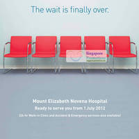 Read more about Mount Elizabeth Novena Hospital Opens 2 Jul 2012