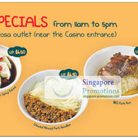 Read more about Ruyi $4.90 Lunch Specials @ Resorts World Sentosa 27 Jul 2012