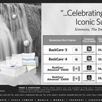 Read more about Simmons BackCare Mattresses Offers 21 Jul 2012