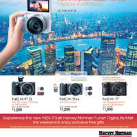 Read more about Harvey Norman Digital Cameras, Furniture, Electronics & Appliances Offers 21 - 27 Jul 2012