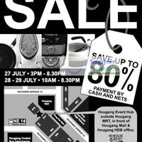 Read more about Tefal, Rowenta, Krups & Supor Warehouse Sale @ Hougang 27 - 29 Jul 2012