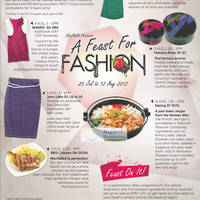 Read more about Tiong Bahru Plaza A Feast For Fashion Promotions & Activites 20 Jul - 12 Aug 2012
