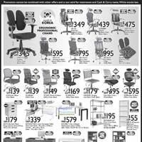 Read more about vHive Furniture 10% Off Office Furniture & Chairs Promotion 7 - 13 Jul 2012