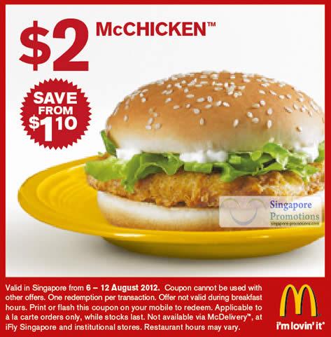 2 Dollar McChicken
