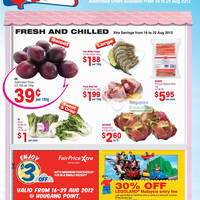Read more about NTUC Fairprice Electronics, Appliances & Panasonic Offers 16 - 29 Aug 2012