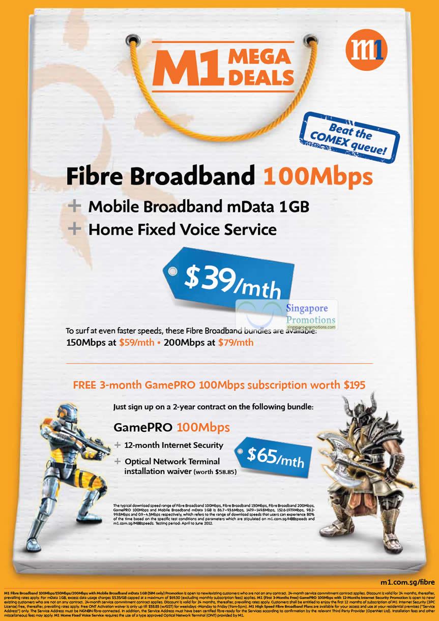 39 Dollar Fibre Broadband 100Mbps