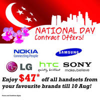Read more about 3Mobile No Contract Smartphones Offers 4 - 10 Aug 2012