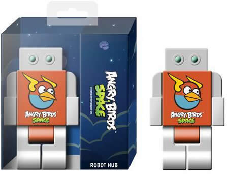 Angry Birds Space Robot Hub