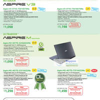 Read more about Acer Notebooks, Desktop PCs, Ultrabooks & AIO Desktops Promotion Price List 2 - 26 Aug 2012