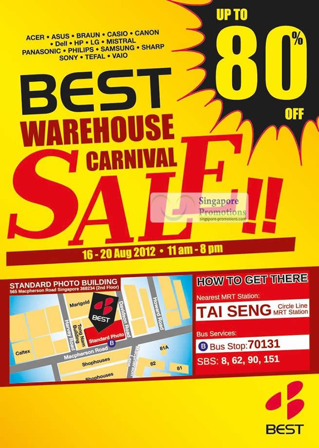 Best Denki Sale Details