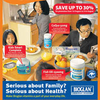 Read more about Guardian Health, Beauty & Personal Care Offers 2 - 8 Aug 2012