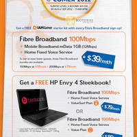 Read more about M1 COMEX 2012 Smartphones, Tablets & Home/Mobile Broadband Offers 30 Aug - 2 Sep 2012