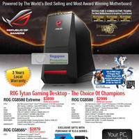 Read more about Asus Networking, Media Players & AIO Desktop PC Promotion Offers 11 - 26 Aug 2012