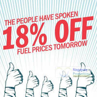 Read more about Caltex Singapore 18% OFF Fuel Prices Promotion 9 Aug 2012