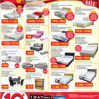 Read more about Carrefour Furniture Sale @ Suntec City & Plaza Singapura 9 - 12 Aug 2012