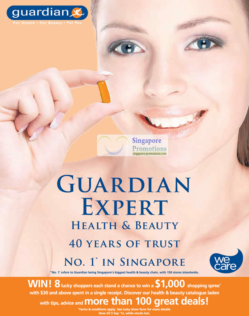 Guardian Expert Health, Beauty