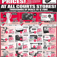 Read more about Courts Nationwide Discounted Price Offer Promotion 11 - 17 Aug 2012