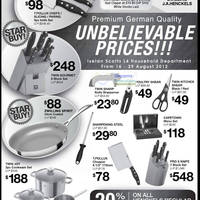 Read more about Isetan 20% Off Zwilling J.A. Henckels Promotion @ Isetan Scotts 16 - 29 Aug 2012