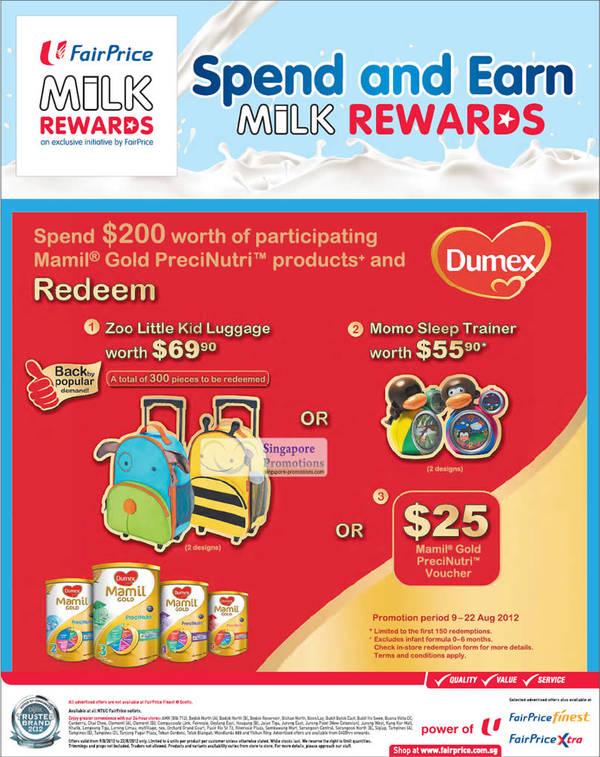 Mamil Gold Preci Nutri Rewards