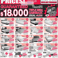 Courts Nationwide Discounted Price Offer Promotion 4 10