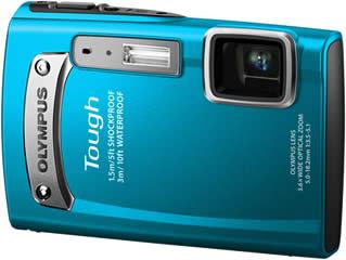 OLYMPUS TOUGH TG-320 Digital Camera