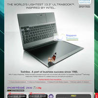 Read more about Toshiba Business Notebooks & Ultrabooks Promotion Price List 1 Jul - 31 Aug 2012