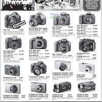 Read more about Parisilk Canon Digital Cameras, DSLRs & Video Camcorder Offers 25 Aug 2012