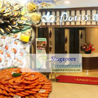 Read more about Pariss Buffet & Banquet 23% Off International Buffet Dinner 26 Sep 2012
