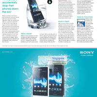 Read more about Sony Launches Xperia Go & Xperia Arc S Featuring Water & Dust Resistance 4 Aug 2012