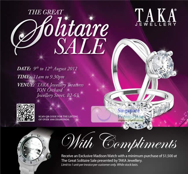 Taka Jewellery 6 Aug 2012