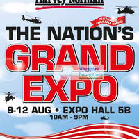 Read more about Harvey Norman The Nation's Grand Expo @ Singapore Expo 9 - 12 Aug 2012