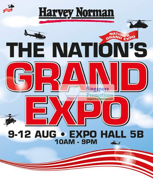 The Nations Grand Expo Event Details