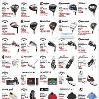 Read more about Pan-West Golf Up To 70% Off Promotion @ L&Y Building 14 - 30 Sep 2012