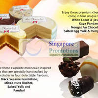 Read more about Au Chocolat New Cheesecakes & Chocolate Pralines @ Marina Bay Sands 17 Sep 2012