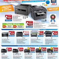 Read more about Brother Laser & Inkjet Printers Promotion Offers 12 Sep - 28 Oct 2012
