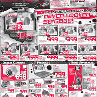Read more about Harvey Norman Digital Cameras, Furniture, Notebooks & Appliances Offers 1 - 7 Sep 2012