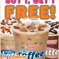 Read more about Dunkin' Donuts 1 For 1 Coffee Beverages Promotion 12 Sep - 31 Oct 2012