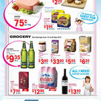 Read more about NTUC Fairprice Electronics, Appliances & Kitchenware Offers 13 - 26 Sep 2012