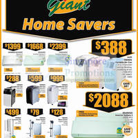 Read more about Giant Hypermarket Air Conditioners & Water Heater Offers 28 Sep - 12 Oct 2012