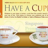 Read more about HDB Launches Sep 2012 SOBF Exercise & Seven BTO Projects 27 Sep - 3 Oct 2012