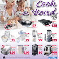 Read more about Harvey Norman Philips Kitchenware Electronics Offers 6 - 12 Sep 2012