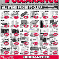 Read more about Courts Stocktake Clearance Sale 29 - 30 Sep 2012