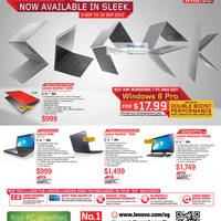 Read more about Lenovo Notebooks & Desktop PC Offers 9 - 30 Sep 2012