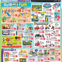 Toys R Us School Break Promotion Offers 30 Aug 1 Oct 2012